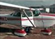 Light aircraft yield great aerial shots